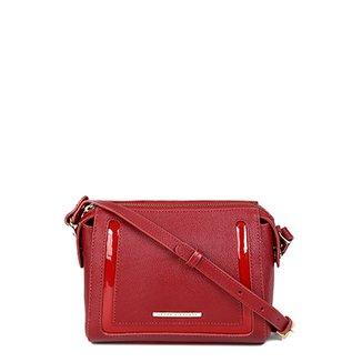 2a418a380 Bolsa Couro Jorge Bischoff Mini Bag Transversal Vivo Feminina