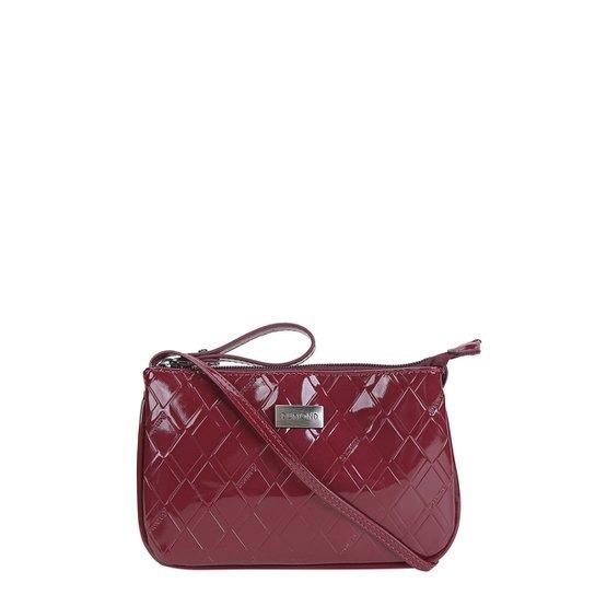 a2ea6106e Bolsa Dumond Mini Bag Matelassê Verniz Feminina | Zattini