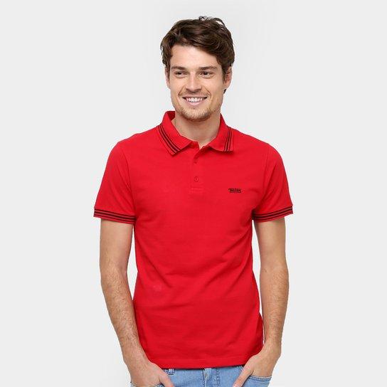 ... 0d61b8d84ed Camisa Polo Triton Piquet Frisos Bordado Masculina - Compre  Agora . a6fb3bd47b4d4