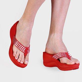 d25139c30 Dijean Feminino Vermelho - Calçados | Zattini