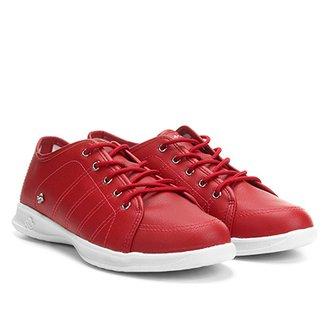 f95b4aafd Tênis Cravo   Canela Feminino Vermelho - Calçados