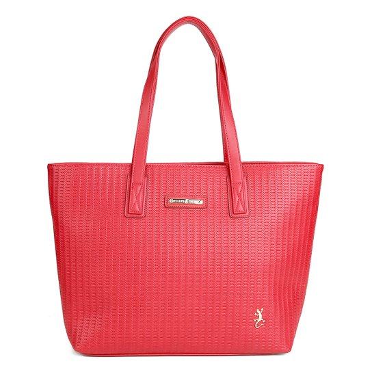 a331b0e62c Bolsa Fellipe Krein Tote - Shopper Alto Relevo Feminina - Compre ...