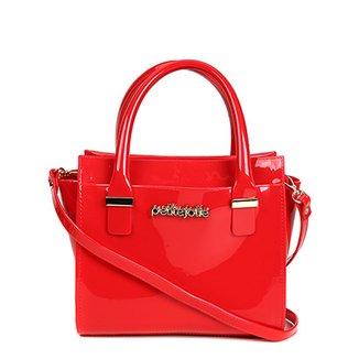 7ed7b978e Bolsa Petite Jolie Mini Bag Love Bag Verniz Feminina
