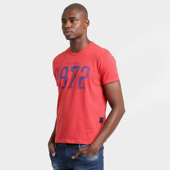 b2945f197 Camiseta Ellus 1972 - Vermelho