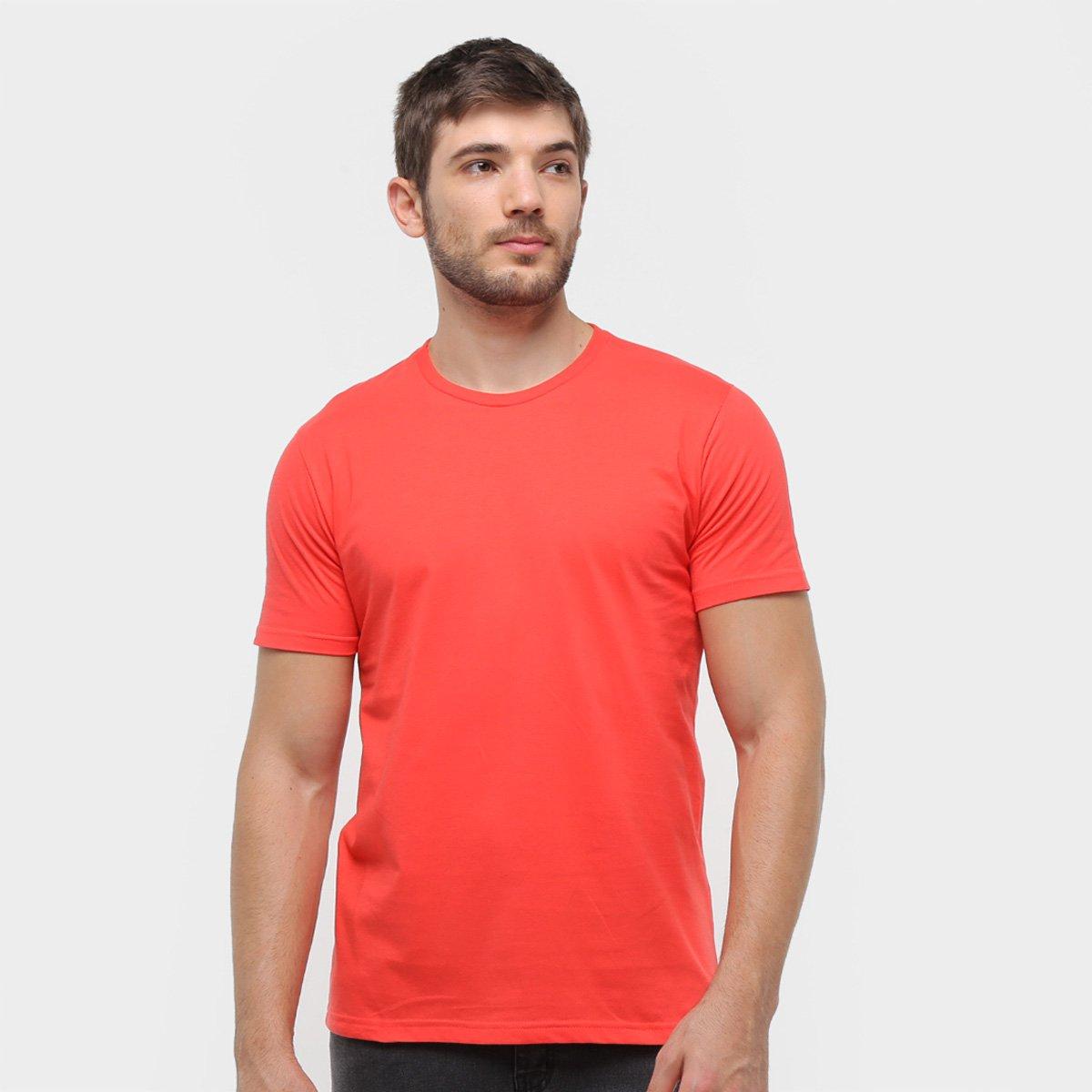Camiseta Malwee Tradicional Básica Masculina