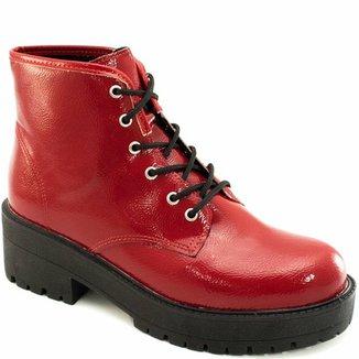 6caacbfc201ab Bota Social Dallas Masculina. Ver similares. Confira · Coturno Verniz  Tratorado Sapato Show