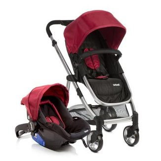 3939000aa3ed4 Travel System Epic Light Cherry Infanti