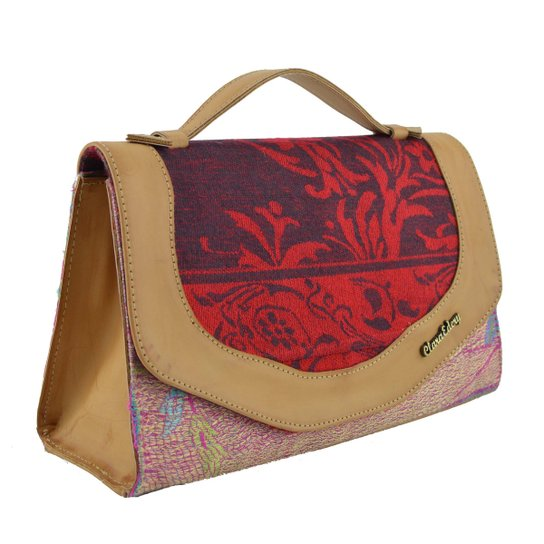 c98e35828 Bolsa Clara Edery Indiana Maya - Compre Agora | Zattini