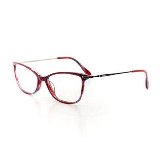 674a19e3d051a Armação De Óculos De Grau Cannes 2942 T 53 C 3 Feminino