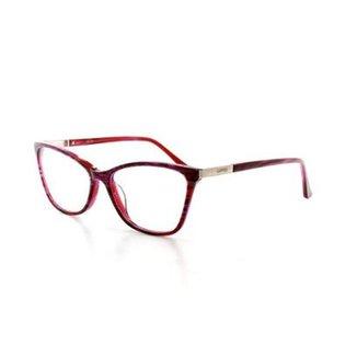 03c740b223911 Armação De Óculos De Grau Cannes 2995 T 53 C 4 Feminino