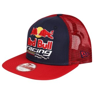Boné New Era Red Bull 950 Of St Grid Racing 886c04d0c3c