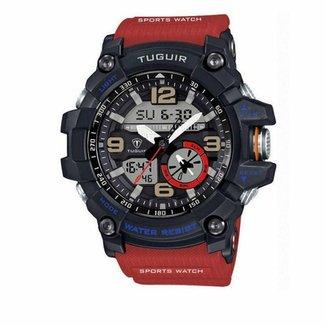 f441dee4937 Relógio Tuguir Anadigi TG6009