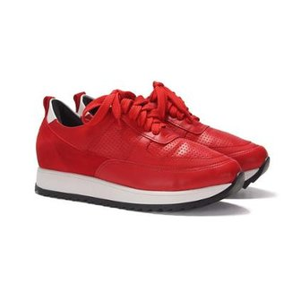 43dac32e61a Tênis Casual Jogging Not Me Feminino