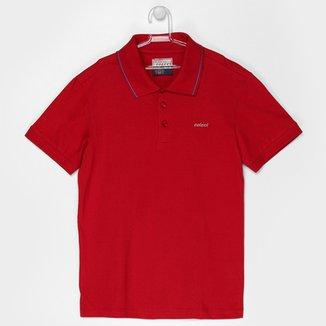 Camisa Polo Colcci Fun Malha Basica Gola Listra 209adc1277896