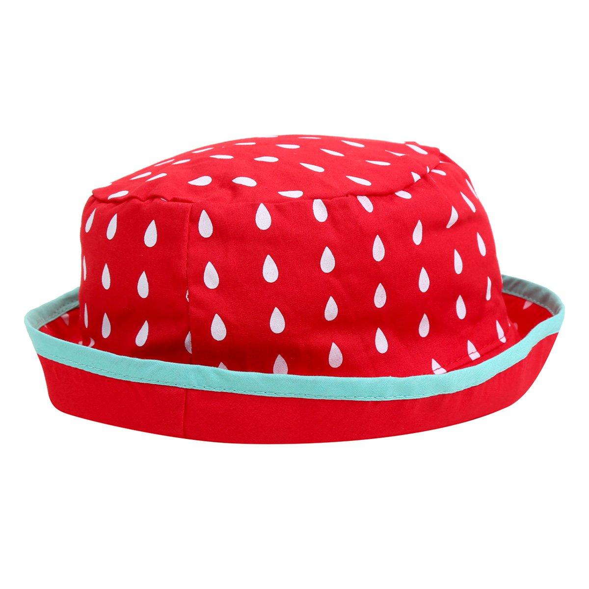 Chapéu Infantil Pimpolho Estampado Feminino