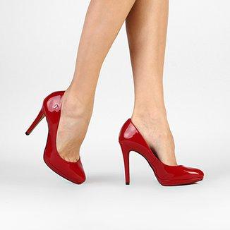 370f4890d Compre Scarpin Vermelho Online | Zattini