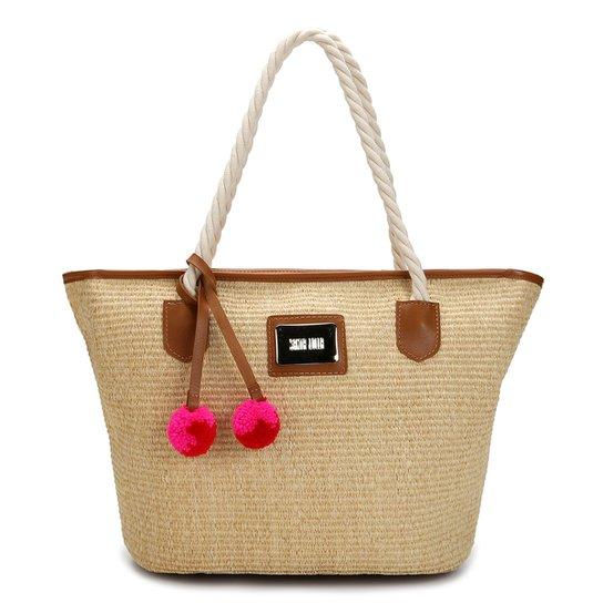 Bolsa Santa Lolla Cordão Feminina - Compre Agora  94143005f8b4a