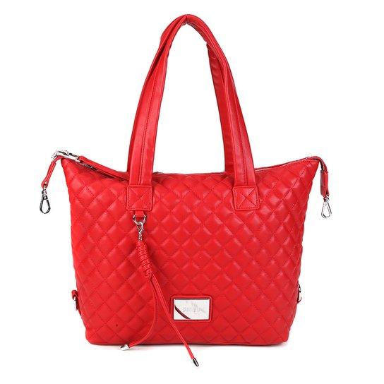 69640b62d Bolsa Tote Shopper Santa Lolla Matelassê Feminina - Compre Agora ...