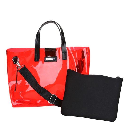 Bolsa Santa Lolla Nécessaire Feminina - Vermelho - Compre Agora ... 20348b2c18