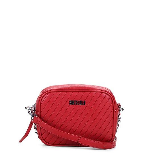 4103104ee Bolsa Santa Lolla Mini Bag Transversal Feminina - Vermelho