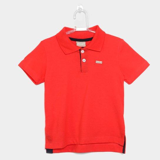 e81ed8ede3 Camisa Polo Infantil Milon Masculina - Compre Agora