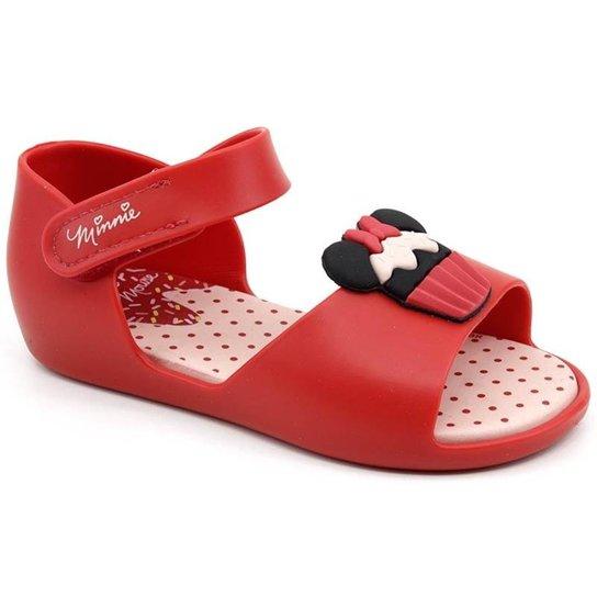 5e537a2f7 Sandália Bebê Grendene Minnie Fun Feminina - Compre Agora