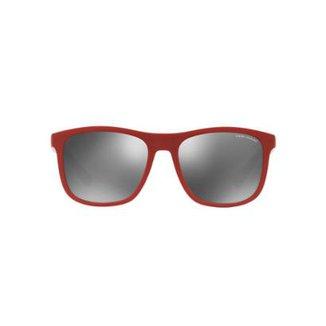 f5d2deca36cb0 Óculos de Sol Armani Exchange Quadrado AX4049S Feminino