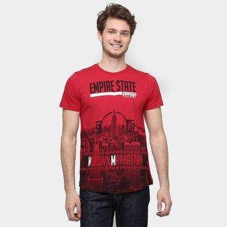 4ee5bf5e42a06 Camiseta Yellowl Empire State
