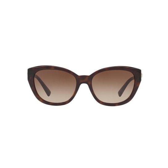 8092d7d42 Óculos de Sol Versace Feminino - Vermelho | Zattini