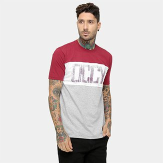 9a29325263e Camiseta Occy Especial Wine