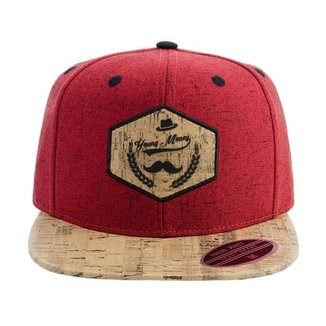 eaa400d206677 Bone Aba Reta Young Money Snapback Moustache