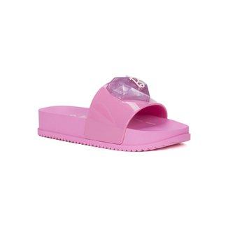 027d01f8d8 Chinelo Slide Barbie Infantil