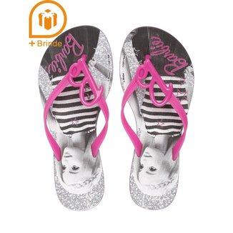 6f2fb31859 Tamanco Barbie Infantil Para Menina - Rosa
