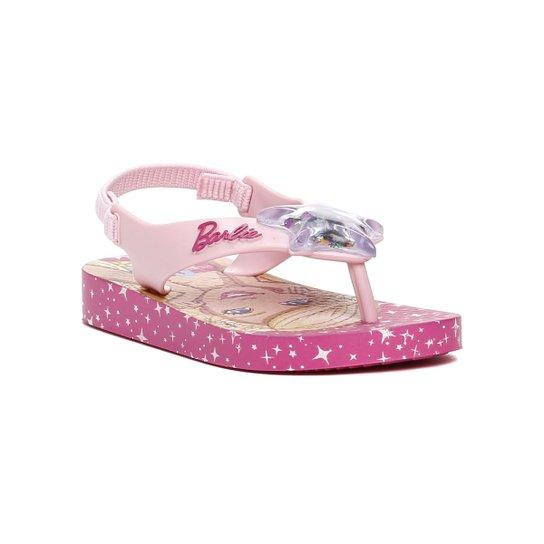 7c6827f39c7 Sandália Infantil Barbie Infantil Feminino - Rosa - Compre Agora ...