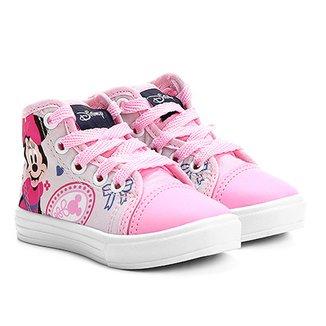 Tênis Disney Minnie Infantil f181a456369
