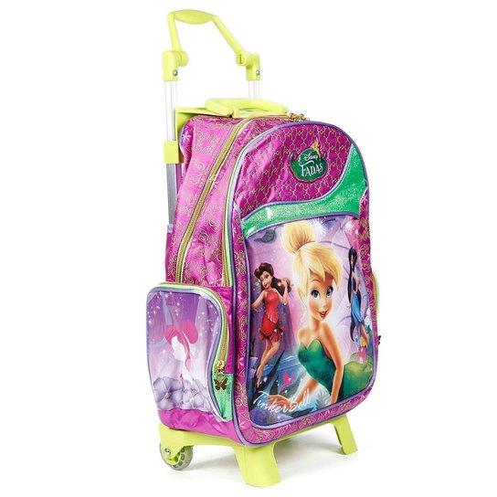 a841767b6 Mochila Escolar Infantil Disney Feminina | Zattini