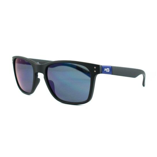 aedbaf15ec381 Óculos HB Gipps II - Preto e Azul - Compre Agora   Zattini