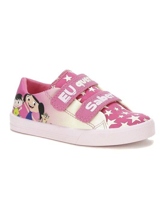 205c2214271 Tênis Casual Show da Luna Infantil Para Bebê Menina - Rosa - Compre ...