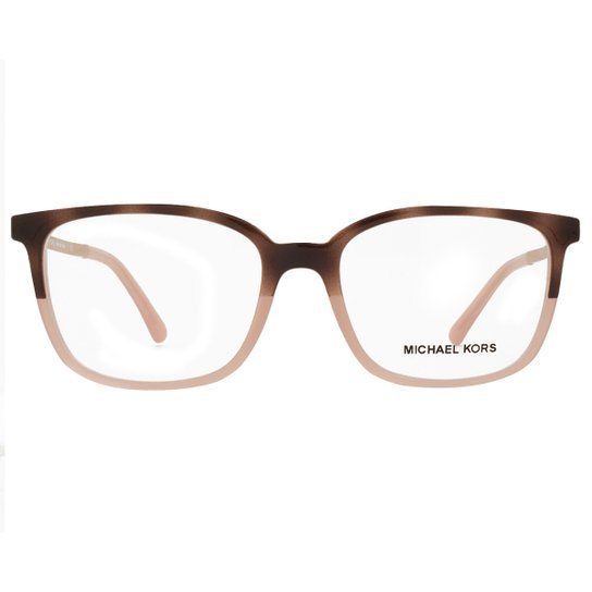 efdf1031be9f3 Armação de Óculos de Grau Michael Kors Bly MK4047 3277-53 - Compre ...