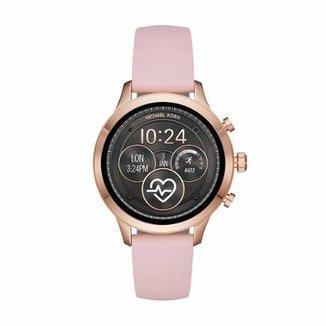 8cb1a0a53 Smartwatch Michael Kors Runway Feminino