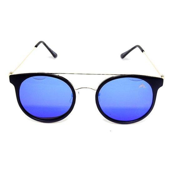 5cbf169893aef Óculos Cayo Blanco de Sol Redondo Fashion Feminino - Compre Agora ...