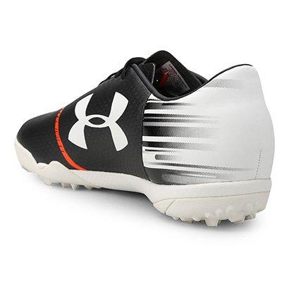 f01c6af11dc83 ... Netshoes · Futebol · Chuteiras  Chuteira Society Under Armour Spotlight  TF. Passe o mouse para ver o Zoom