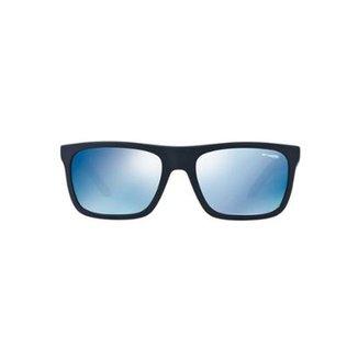 bf0ebae59 Óculos de Sol Arnette Quadrado AN4176 Dropout Masculino