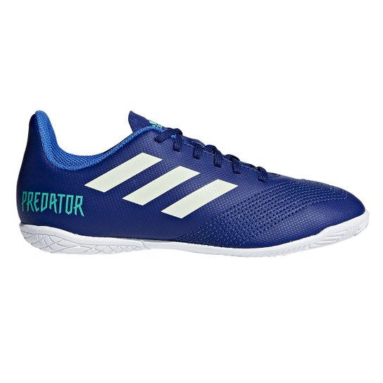 571678a16d61a Chuteira Futsal Infantil Adidas Predator 18 4 IN - Compre Agora ...