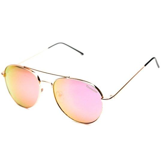 2e150c9d001f5 Óculos de Sol Thomaston Aviador Fashion - Compre Agora   Zattini