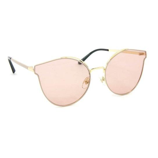 Óculos de Sol Gatinha Lente - Compre Agora   Zattini 85d5450f53