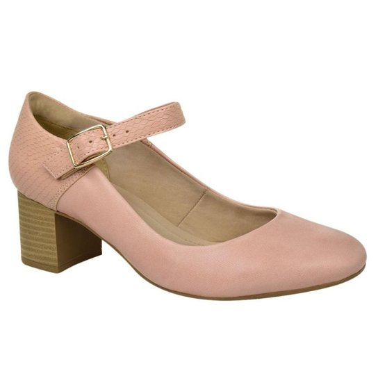 c138c27a43 Sapato Boneca Ramarim - Rosa