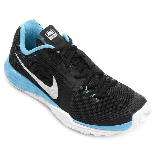 Tênis Nike Train Prime Iron DF Masculino - Preto+Azul claro ed51e1fcf7a35