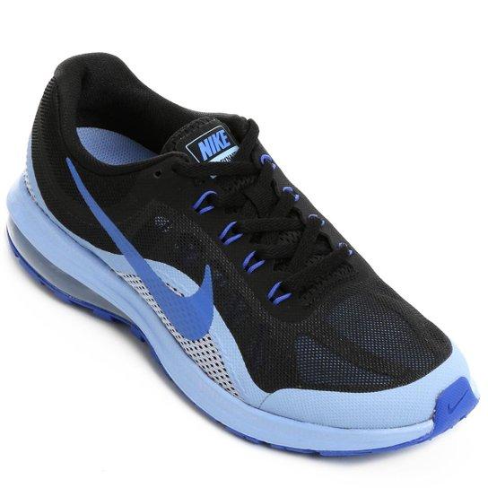 341537b5997 Tênis Nike Air Max Dynasty 2 Feminino - Preto e Azul - Compre Agora ...