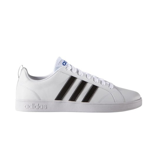 c3d3ce724 Tênis Adidas Advantage Vs - Branco | Zattini